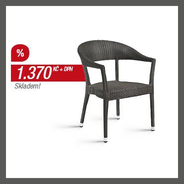 WICKER-Í - Polyratanová židle