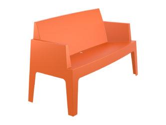 Plastová sedačka