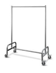 Přepravní vozík na šaty