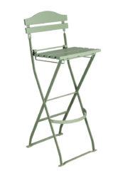 Zahradní barová židle