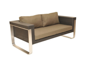 Polyratanová sedačka