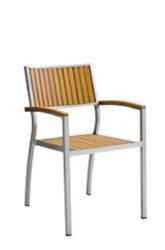 Zahradní židle s područkami