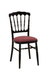 Dřevěná banketová židle