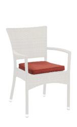 Polštář na polyratanový nábytek