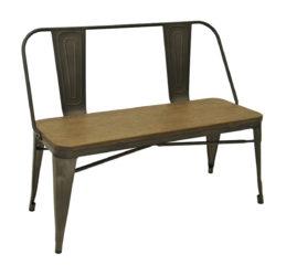 Sedací nábytek s kovovou konstrukcí