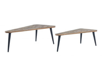 Konferenční stolek s ocelovou konstrukcí
