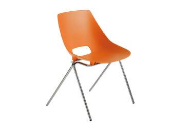 Kovová židle