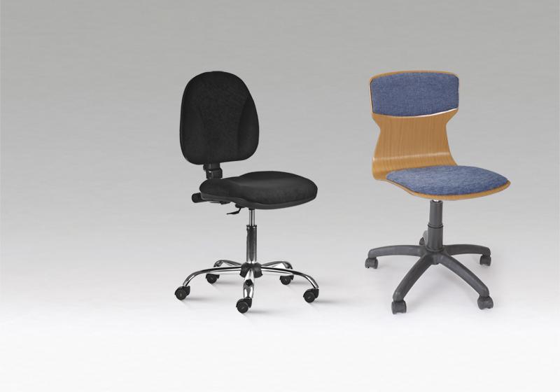 Operativní otočné židle