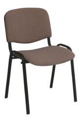 ISO 1 – židle černá