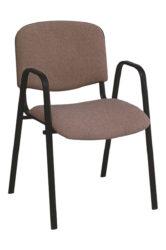 ISO 2 – židle černá