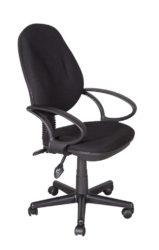 Basic otočná židle s područkami