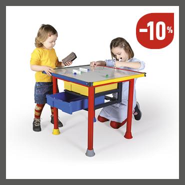 Stůl jako tabule