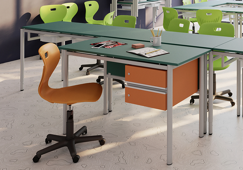 Židle pro učitele