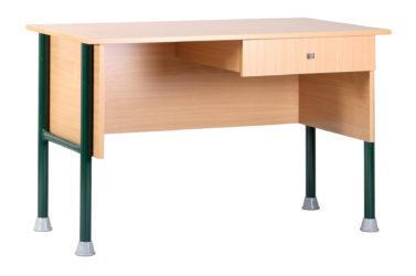 Bond stůl pro učitele s jednou zásuvkou