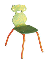 Brouk – židle pro mateřské školky