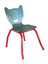 Kočka – židle pro mateřské školky