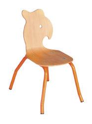 Papoušek – židle pro mateřské školky