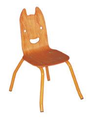 Liška – židle pro mateřské školky