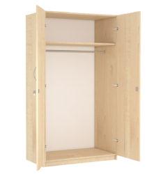 Klasická šatníková skříň 2.