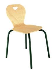 Toni – židle pro mateřské školky