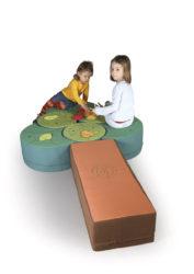 Sedací nábytek ve tvaru stromu