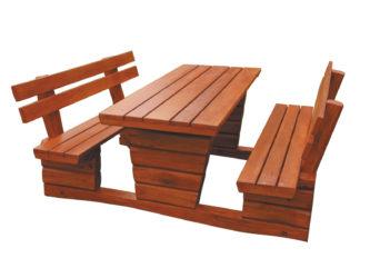 Zahradní stůl - ve velikosti pro dospělé
