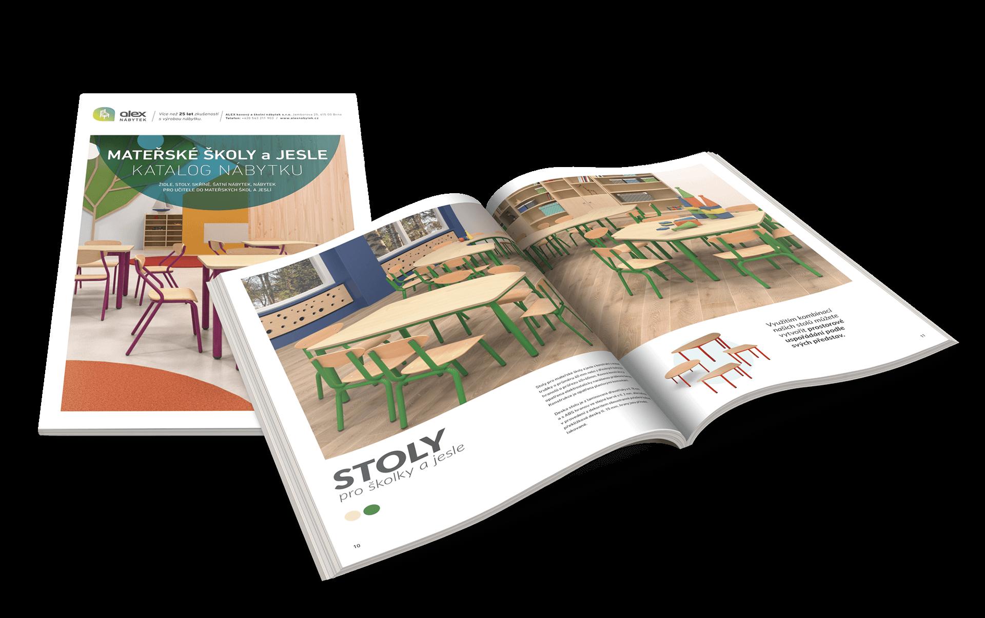 Katalog pro mateřské školky