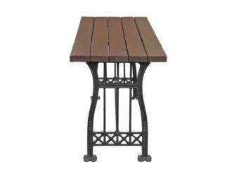 Secese venkovní stůl