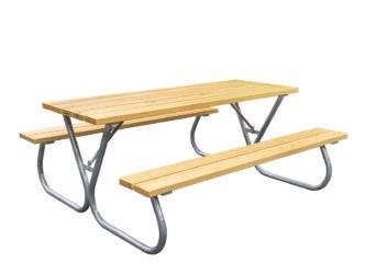 Piknikový stůl