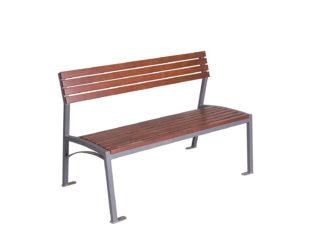 Valencia dvoumístná lavička bez područek