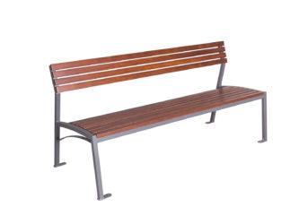 Valencia trojmístná lavička bez područek