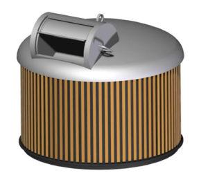 Podpovrchové sběrné nádoby na odpadky