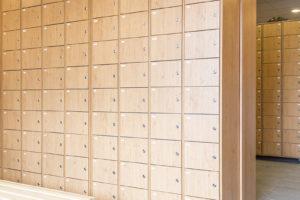 Hankook – Fitt skříňky na cennosti, výroba na zakázku
