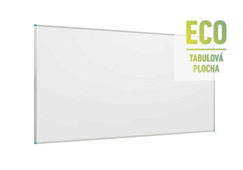 Klasické bílé nástěnné tabule ECO