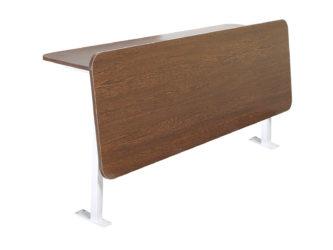 trojmístná lavice, laminovaná deska