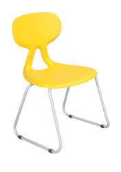 židle Eduplast na ližinách židle