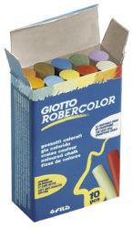 Giotto barevné křídy 10 ks