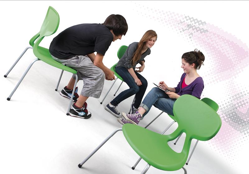 Židle Eduplast/Uniplast