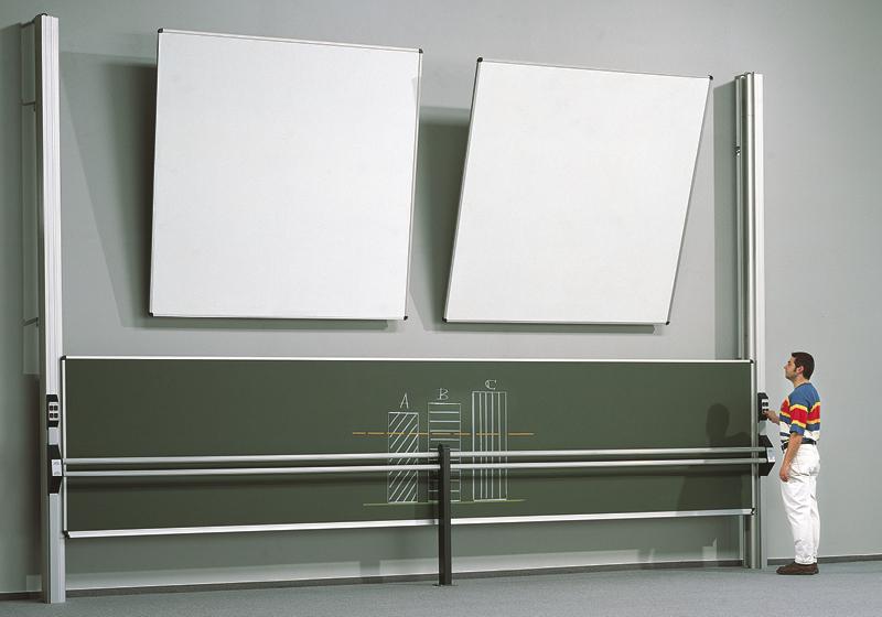 Vario elektrická stojanová tabule