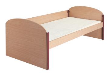 postel na koleje (internát) 2