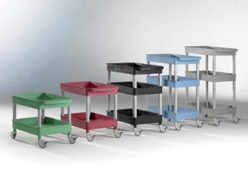 MWW Přepravní vozík