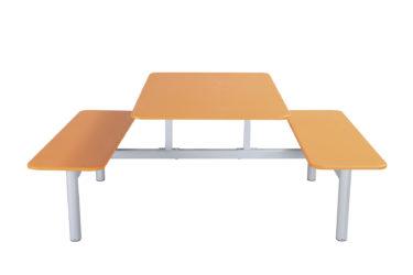 Quadra 1. lavička