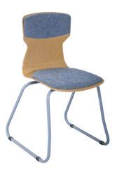 židle Soliwood na ližinách
