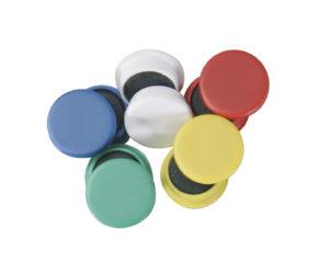 magnetky 20 mm, 10 ks