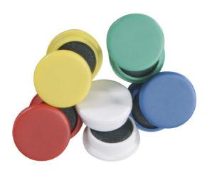 magnetky 30 mm, 10 ks