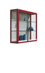 skleněná vitrína