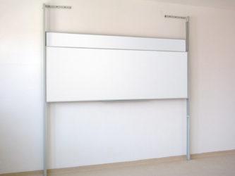 klasická sloupová tabule