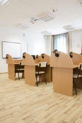 Grammatic jazyková učebna, 8 - 32 osob