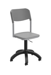 Geo Plastic otočná židle