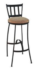 Kovaná barová židle